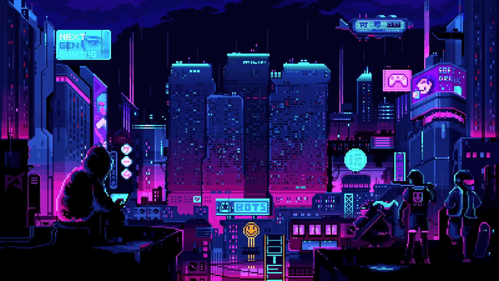 Artstation Rog Wallpaper Design Pixel Jeff